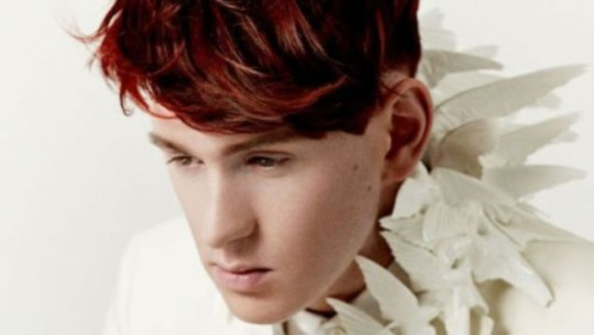 Patrick Wolf 'delights in playing the urban dandy' on Lupercalia