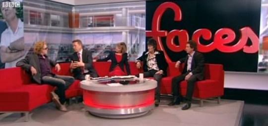 Mick Hucknall BBC Breakfast