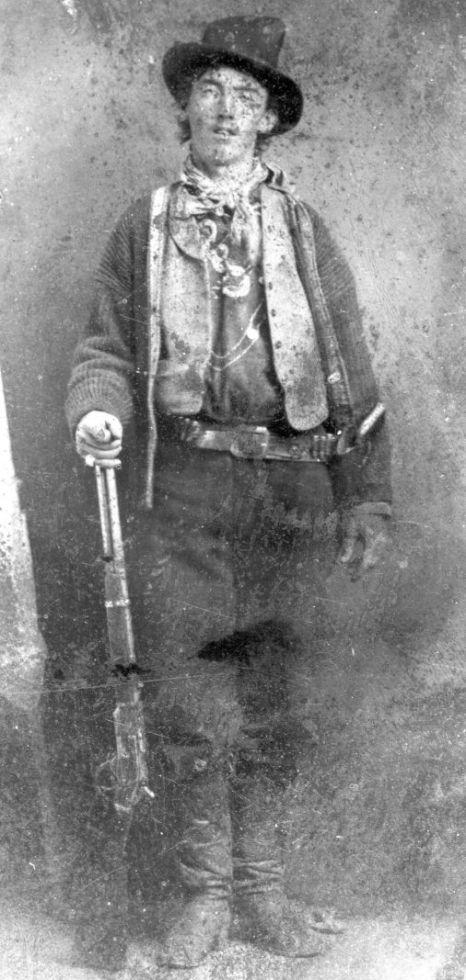 Billy the Kid portrait £1.4m