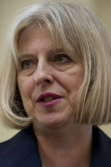 Home Secretary Theresa May has called the bail ruling 'a matter of great concern'