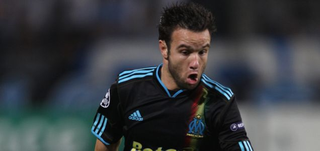 Mathieu Valbuena of Marseille could be Arsene Wenger's replacement for Samir Nasri if he leaves Arsenal this summer (Picture: Getty)