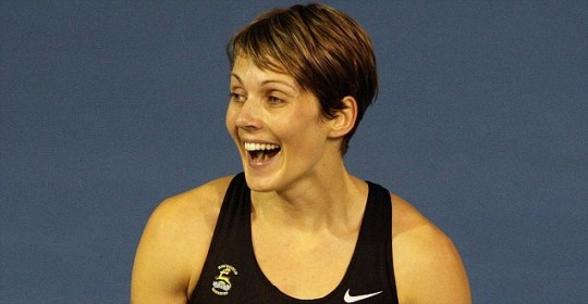 Kelly Sotherton, London 2012 Olympics