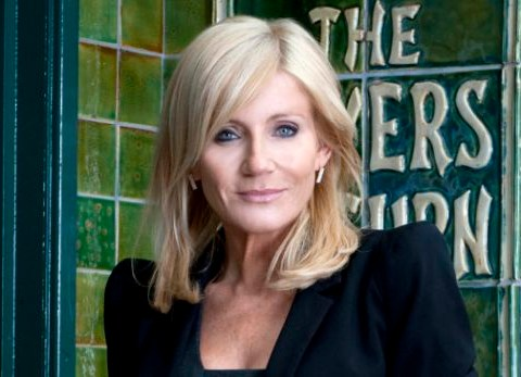 T'rah Stella! Michelle Collins waves goodbye to Coronation Street and opens up on life after the cobbles