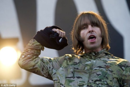 Liam Gallagher says he is 'heartbroken' by brother Noel's Oasis split claims