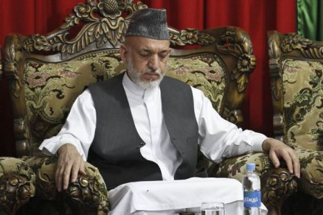 Karzai Afghanistan
