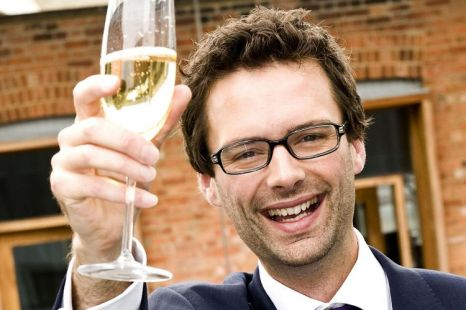 The Apprentice winner Tom Pellereau engaged