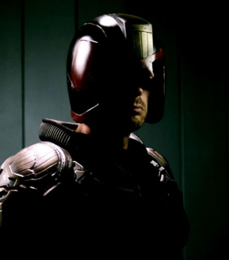 Karl Urban, Judge Dredd