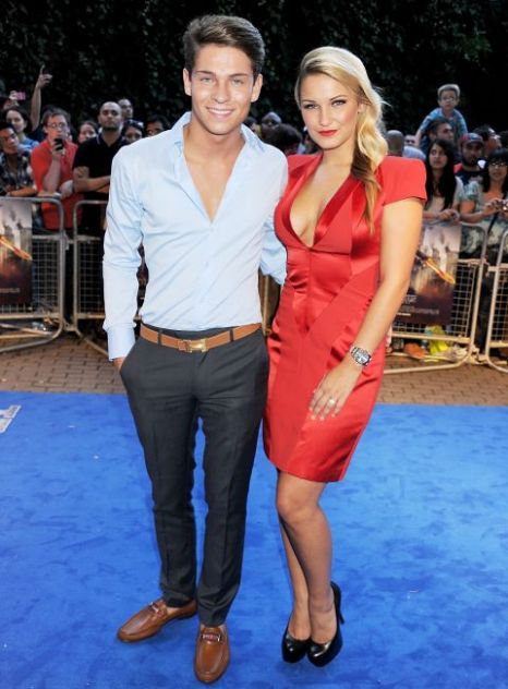 Joey Essex and Sam Faiers, The Only Way Is Essex