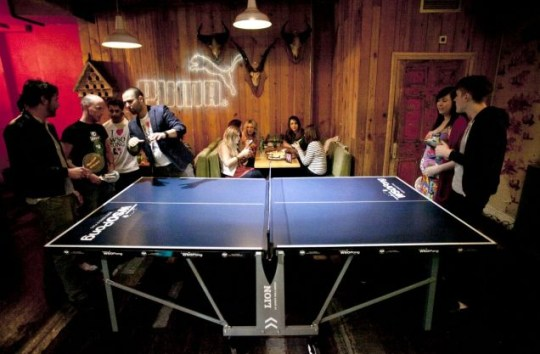 World Series of Pong
