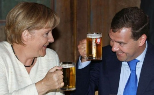 Russia accepts beer is alcohol, not food after law change, Dmitry Medvedev.