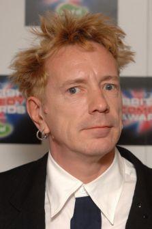 John Lydon Johnny Rotten wife house burns down in Fulham