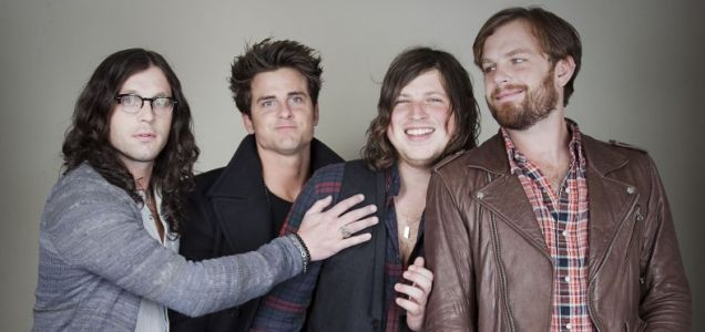 Kings of Leon cancel gig in Houston experiencing problems after Caleb got drunk on stage and walked off