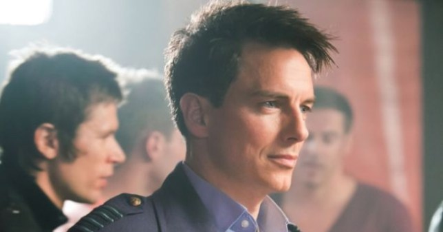 Doctor Who: Captain Jack Harkness played by John Barrowman