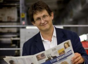 Guardian editor Alan Rusbridger has said that 'any intrusion must be authorised at a sufficiently senior level' (Picture: PA)