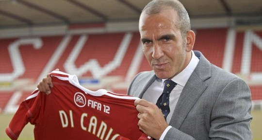 Final Third Paolo Di Canio