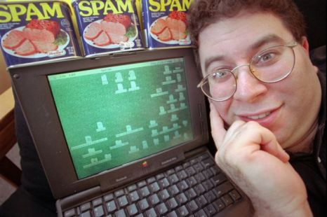 spam king facebook sanford wallace sent users messages in court bailed