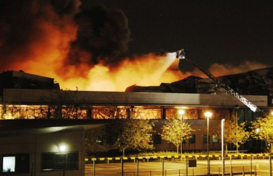 Sony, Compact Disc, London riots