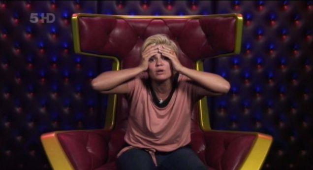 Kerry katona Celebrity Big Brother