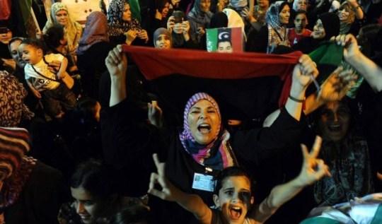 Libya, Gaddafi