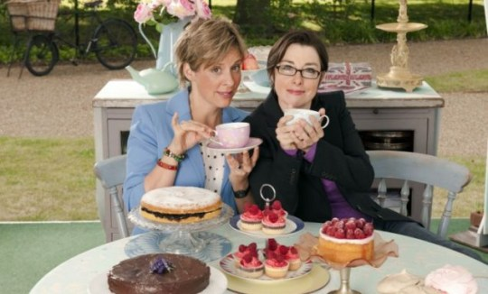 Great British Bake Off BBC