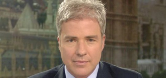 Nick Clark is news anchor for controversial news channel Al Jazeera