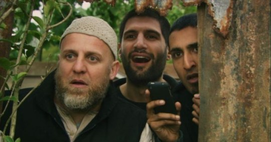 Four Lions will premiere shortly before 9/11's tenth anniversary