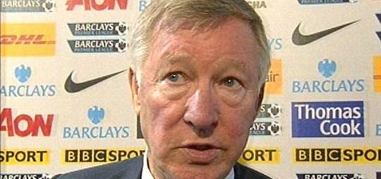 Sir Alex Ferguson BBC