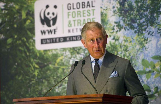 Prince Charles mankind WWF
