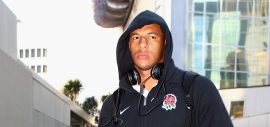 Courtney Lawes, ban