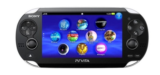 PSVita – available in Japan by Christmas