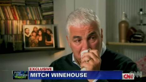 Mitch Winehouse
