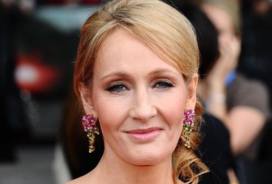 Harry Potter author JK Rowling Lord Leveson inquiry phone hacking core participant