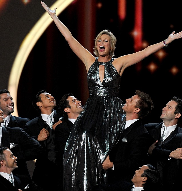 Jane Lynch Emmy Awards