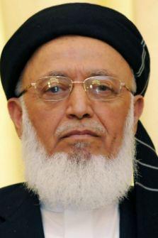 Burhanuddin Rabbani suicide bomb