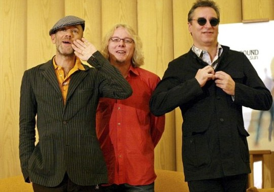 R.E.M. split up, Losing my Religion