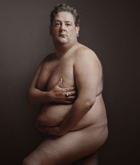 Johnny Vegas demi moore picture