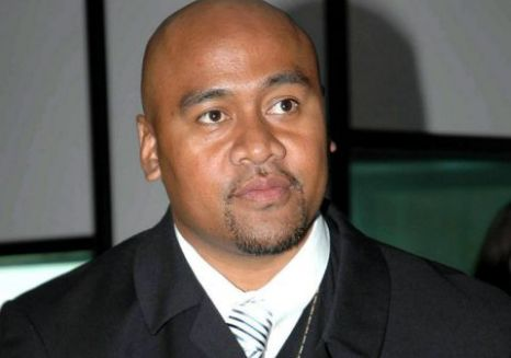 Jonah Lomu admitted to hospital