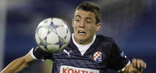 Dinamo Zagreb's Mateo Kovacic