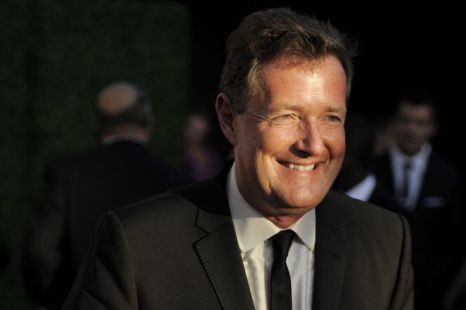 piers morgan, USA