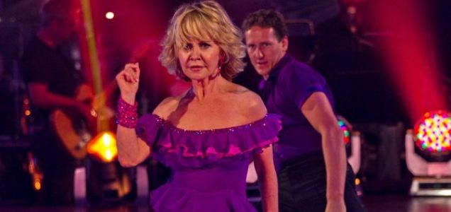 Lulu Strictly Come Dancing