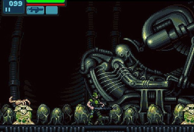 Aliens: Infestation (DS) – the sights and sounds of LV-426
