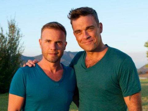 Gary Barlow 'set for cameo' in Robbie Williams new music video