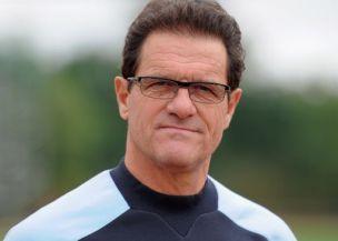 Fabio Capello, England, Euro 2012