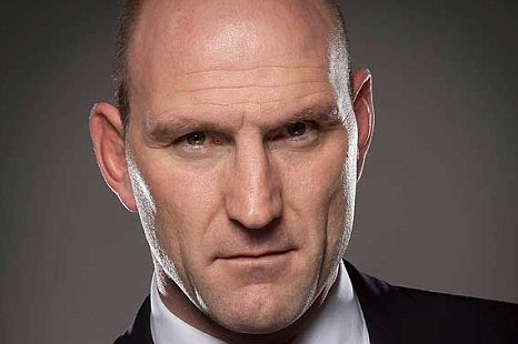 Lawrence Dallaglio Rugby World Cup