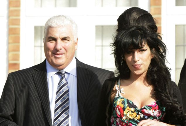 Amy Winehouse's father is making his own movie about the tragic singer after row over new documentary