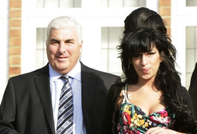 File photo File photo dated 17/3/2009 of Amy Winehouse and her father Mitch. PRESS ASSOCIATION Photo. Issue date: Monday October 10, 2011.Amy Winehouse's father Mitch is to publish a memoir about his late daughter after signing a book deal which will benefit the charity set up in her name. The singer, who fought a public battle with drink and drugs, died in July. See PA story SHOWBIZ Winehouse. Photo credit should read: Yui Mok/PA Wire