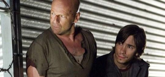 Bruce Willis, Justin Long, Die Hard 5, A Good Day to Die Hard