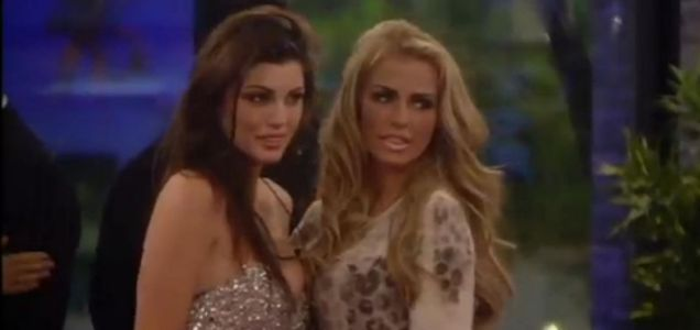 Louise Cliffe Katie Price
