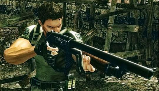Resident Evil: The Mercenaries 3D - not as big as Smurfs