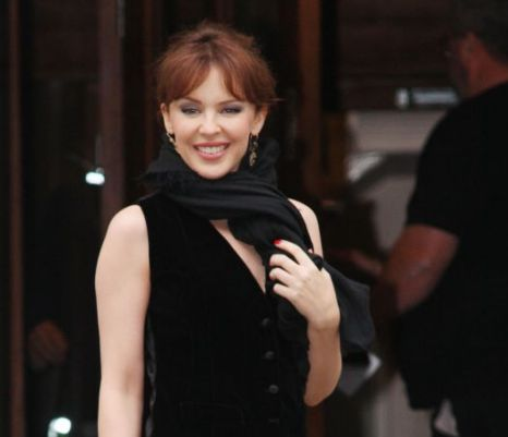 Kylie Minogue, The Voice UK, BBC